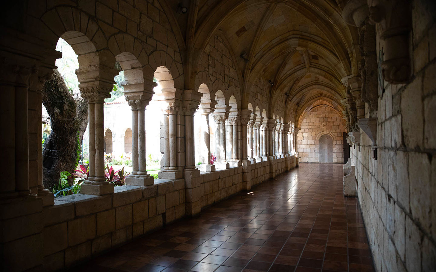 Ancient Spanish Monastery