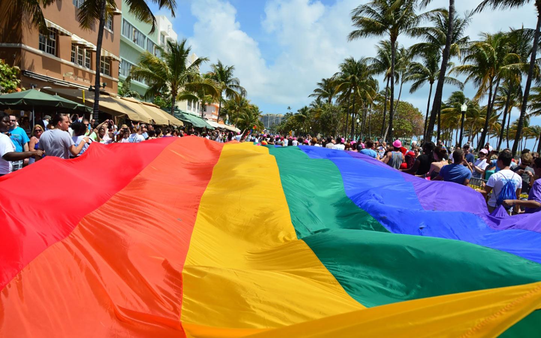 Miami Beach Desfile del orgullo