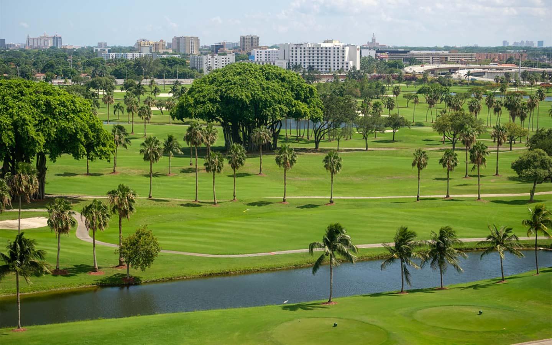 Parcours de golf Melreese